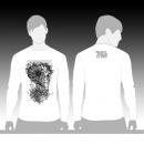pánské triko s dlouhým rukávem SILENT STREAM OF GODLESS ELEGY - Ptakoprav