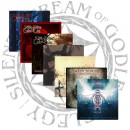 CD SILENT STREAM OF GODLESS ELEGY - kompletní diskografie